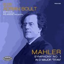 "Sir Adrian Boult / The London Symphony Orchestra - Mahler: symphony no. 1 in d major, ""titan"""