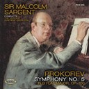 Sir Malcolm Sargent / The London Symphony Orchestra - Prokofiev: symphony no. 5 in b-flat major, op. 100