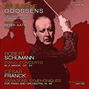Peter Katin / Sir Eugène Goossens / The London Symphony Orchestra - Schumann: piano concerto in a minor, op. 54 - franck: variations symphoniques