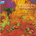 Karl Goldmark / The Philharmonia Orchestra / Yondani Butt - Goldmark: symphony no.2 in e; in italien; der gefesselte prometheus