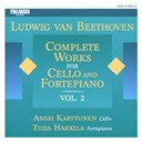 Anssi Karttunen / Tuija Hakkila - Ludwig van beethoven : complete works for cello and fortepiano vol. 2