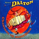 G&eacute;rard Dalton - Chansons en accord&eacute;on
