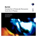 Jean-François Heisser - Bartók : sonata for 2 pianos & percussion & suite for 2 pianos  -  apex