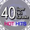 B The Star - 40 super hits karaoke: hot hits