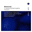 Concentus Musicus Wien / Nikolaus Harnoncourt - Monteverdi : il ritorno d'ulisse in patria (highlights)  -  apex
