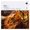 Nikolaus Harnoncourt - Biber : various works - apex