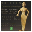 Kent Nagano - Britten: the rescue of penelope & phaedra (elatus -)