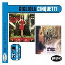Gigliola Cinquetti - Collection: Gigliola Cinquetti (Il treno dell'amore & Gigliola e la Banda) ((2LP in 1CD))