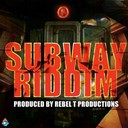 Anthony Que / Beekie Bailey / Chris Lando / Congo / G Maffiah / Ginjah / Guidance / Gyptian / Instrumental / Junie Platinum / Luciano / Lutan Fyah / Qq / Synger Blazze / True Blacks - Subway riddim