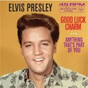 "Elvis Presley ""The King"" - Good luck charm"