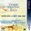 I Barocchisti & Diego Fasolis - Bach: Suites Nos. 1-4, BWV 1066, 1067, 1068, 1069