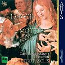 Coro Della Radio Svizzera / Diego Fasolis / I Barocchisti - Bach: 6 motetten - motets bwv 225 - 230
