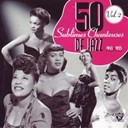 50 Sublimes Chanteuses De Jazz / Anita O'day / Annie Ross / Beryl Booker / Bette Mclaurin / Betty Carter / Betty Roche / Betty St. Claire / Billie Holiday / Bixie Crawford / Carlisle Una Mae / Carmen Mc Rae / Dakota Staton / Del Thorne / Denise Morgan / Dinah Washington / Dolores Parker / Eartha Kitt / Ella Fitzgerald / Ethel Ennis / Ethel Waters / Flo Garvin / Georgia Carr / Hadda Brooks / Helen Merrill / Ivie Anderson / Jackie / Jerri Winters / Julia Lee / Julie London / June Hutton / Kay Davis / Kitty Kallen / Kitty White / La Vergne Smith / Lavern Baker / Louis Armstrong / Lu Elliot / Lurlean Hunter / Mabel Mercer / Martha Davis / Mary Ann Mccall / Micki Williams / Mildred Anderson / Mildred Bailey / Peggy Lee / Roy / Sarah Vaughan / Teddi King / Terry Timmons / Tony Harper / Valerie Carr / Valli Ford - 50 sublimes chanteuses de jazz