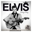 Elvis Presley &quot;The King&quot; - Money honey: 50 great songs