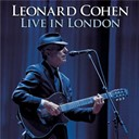 Léonard Cohen - Live in london