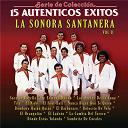 La Sonora Santanera - Serie de Colección 15 Auténticos Éxitos Sonora Santanera, Vol. 2