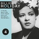 Billie Holiday - Billie holiday, vol. 4