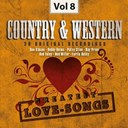 Bobby Helms / Don Gibson / Faron Young / Ferlin Husky / Hank Snow / Hank Williams / Jerry Lee Lewis / Jim Reeves / Johnny Cash / Marty Robbins / Ned Miller / Patsy Cline / Porter Wagoner / Ray Price / Red Foley / Sonny James / The Everly Brothers / Webb Pierce - Country & western, vol. 8