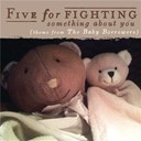 Five For Fighting - Something about you
