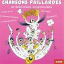 Les Frères Jacques / Les Quatre Barbus - 20 chansons paillardes