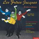 Les Frères Jacques - Poésie et dérision : Les débuts (1948-1950)