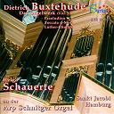 Dietrich Buxtehude / Helga Schauerte - Oeuvre pour l'orgue (vol.1)