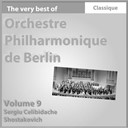 Orchestre Philharmonique De Berlin / Sergiu Celibidache - Shostakovich : symphonie no. 7, en do majeur, op. 60   leningrad