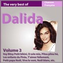 Dalida - The very best of dalida, vol. 3 (chanson fran&ccedil;aise)