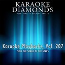Karaoke Diamonds - Karaoke playbacks, vol. 209 (sing the songs of the stars)