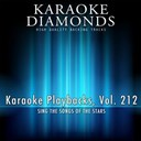 Karaoke Diamonds - Karaoke playbacks, vol. 212 (sing the songs of the stars)