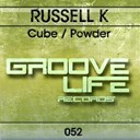 Russell K - Cube / powder