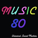 Universal Sound Machine - Music 80 : 60 tubes incontournables
