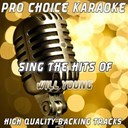 Pro Choice Karaoke - Sing the hits of will young (karaoke version) (originally performed by will young)