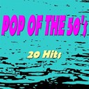 "Doris Day / Frankie Avalon / Gene Kelly / Joan Baez / Ricky Nelson / Shirley Bassey / The Chordettes / The Coasters ""The Robins"" / The Drifters / The Platters - Pop of the 50's (20 hits)"