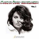 Ben E. King / Bobby Rydell / Frankie Avalon / Frankie Laine / Fraternity Brothers / Frida Boccaro / Gene Pitney / Little Peggy March / Marina Moran / Patricia Carli / Paul Anka / Richard Moser - Made in italy,vol.1