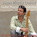 Jean-Pierre Danel - Guitar playback connection, vol. 4 (18 backing tracks for guitar)