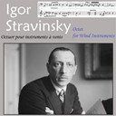 Leonard Bernstein / The Boston Symphony Orchestra - Stravinsky: octet for wind instrument