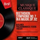 Ferenc Fricsay / L'orchestre Philharmonique De Berlin - Beethoven: symphonie no. 7 in a major, op. 92 (mono version)