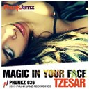 Tzesar - Magic in your face