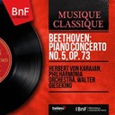 Herbert Von Karajan / The Philharmonia Orchestra / Walter Gieseking - Beethoven: piano concerto no. 5, op. 73 (mono version)