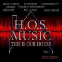Aleps Drums / Audio Killers / Christian Scott / Johnick / Kid Ghost / Lex Lara / Miguel Vargas / Will Alonso / Zonum - This is our house
