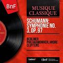 André Cluytens / L'orchestre Philharmonique De Berlin - Schumann: symphonie no. 3, op. 97 (mono version)