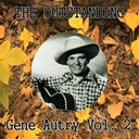 Gene Autry - The outstanding gene autry vol. 2