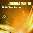 Joshua White - Pickin' low cotton