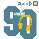 Afro Medusa / Bass Bumpers / Césaria Évora / Deborahe Glasgow / Dj Chroma / Double Dee / Down Low / Dr Alban / Felicidad / Funky Stuff / Jestofunk / Lady / Los Del Mar / Miramar / Negrocan / Paradisio / Playahitty / Robert Miles / Shabba Ranks - Années 90 (2gether)