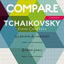 The London Symphony Orchestra - Tchaikovsky: piano concerto, vladimir ashkenazy vs. byron janis (compare 2 versions)