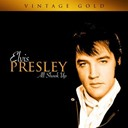 "Elvis Presley ""The King"" - Vintage gold - all shook up"