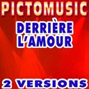 Pictomusic - Derrière l'amour (version karaoke dans le style de johnny hallyday)