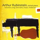 Arthur Rubinstein / Eric Leinsdorf / The Boston Symphony Orchestra - Récital piano