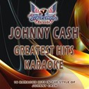 All American Karaoke - Johnny cash (greatest hits karaoke)